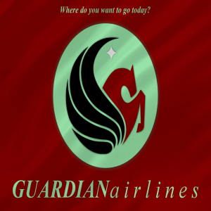Guardian Airlines Logo 4